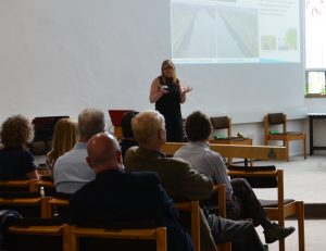 Sue Boyes, Institute of Estuarine and Coastal Studies on Tees Estuary Edge Habitat Creation